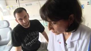 preview picture of video 'parcours du coeur 2015 a douai'