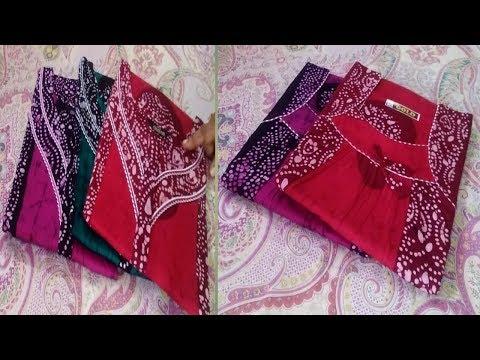 Nighty online sale/Batik nightt/Cotton nighty/womens night wear/Thirumathi Raji