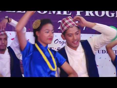 ASMT Welcome Program dance