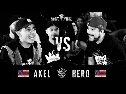 BDS 7: Akel 🇺🇸 vs Hero 🇺🇸 [ Batallas Escritas ] ( Host: Mostro )