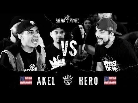 BDS: Akel 🇺🇸 vs Hero 🇺🇸 [ Batallas Escritas ]
