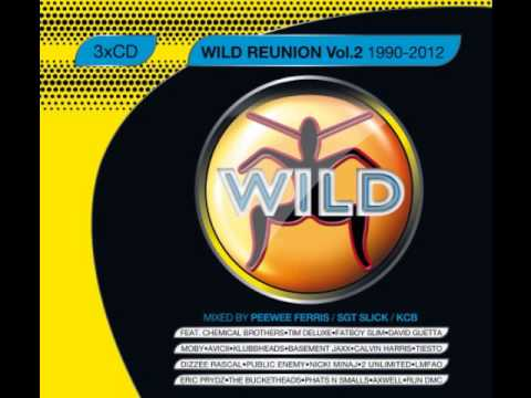Wild Reunion 2 Kcbs Wild Anthems Megamix