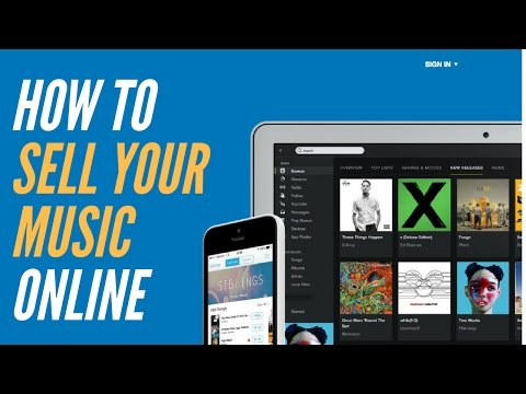 , title : 'How To Sell Your Music Online (iTunes + Spotify) - TheRecordingRevolution.com
