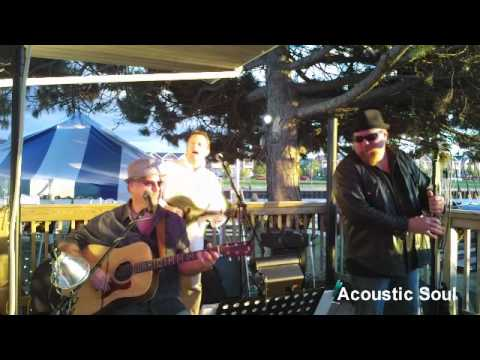 Acoustic Soul Covers I know your Rider by the Grateful Dead