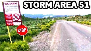 STORM AREA 51: What They Aren