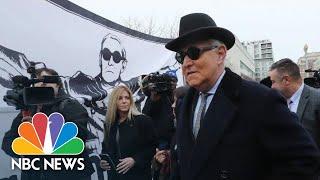 Special report: Trump associate Roger Stone faces sentencing