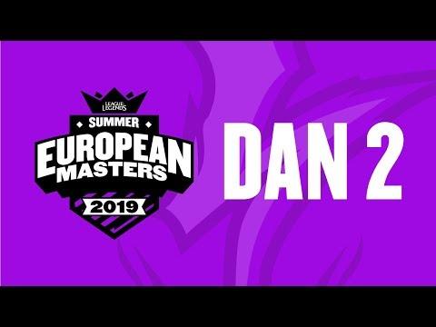 EU Masters - CZV vs LDLC | Sezona 4 Grupna Faza Dan 2 w/ Mićko, Gliša i Ana