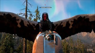 Far Cry New Dawn - Hunting Bald Eagles - Open World Free Roam Gameplay (PC HD) [1080p60FPS]