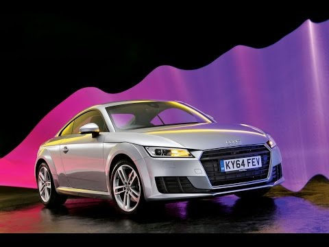 Audi TT - 2015 What Car? Coupe of the Year