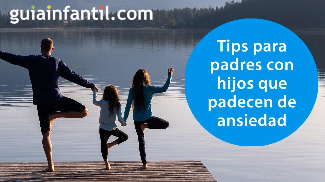 Ejercicios de mindfulness para combatir la ansiedad y el estrés de los niños