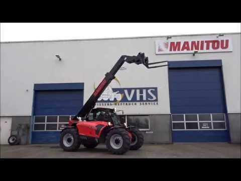 Manitou MLT 741 -140 V+