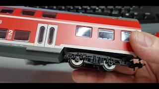 Piko Doppelstockwagen Hobby vs  Classic