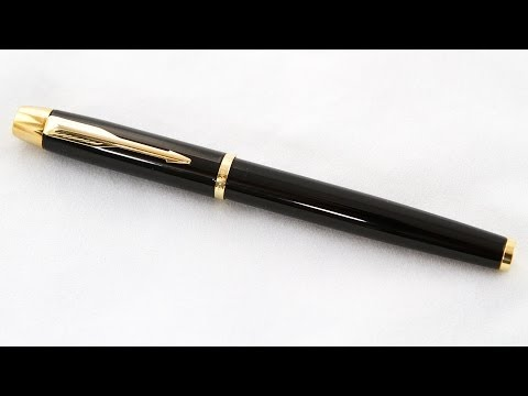Fountain Pen Review: Parker IM