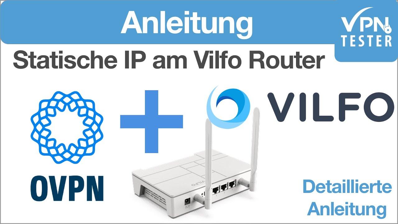 VILFO - Der schnellste VPN-Client Router für das Heimnetzwerk 6