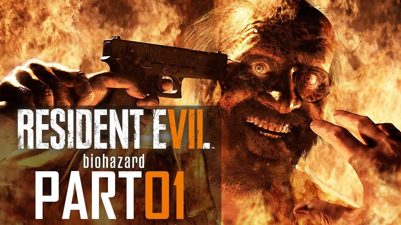 Resident Evil VII – 01 – Spaß mit der Kreissäge