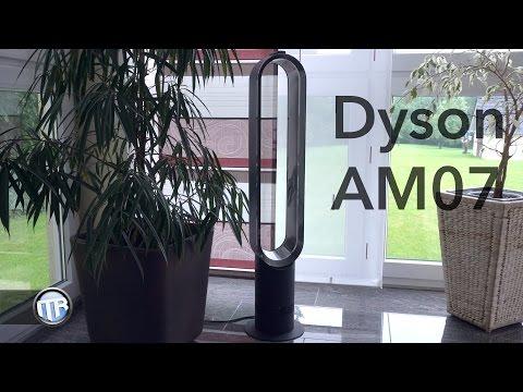 400€ VENTILATOR?! :O - Dyson AM07 Turmventilator im Test!