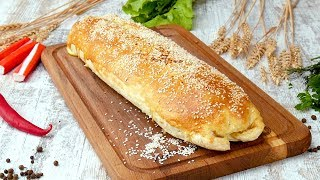 Как приготовить соленый штрудель - Рецепты от Со Вкусом