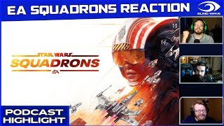 Star Wars: Squadrons – Official Gameplay Trailer REACTION!!