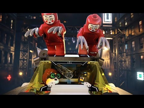 Vidéo LEGO The Batman Movie 70905 : La Batmobile