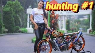 Cb Racing. Hunting #1 Puncak Trawas