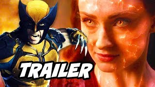 X-Men Dark Phoenix Trailer 2 - Marvel Easter Eggs Breakdown
