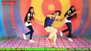 AANKH MAREY | NEHA KAKKAR ,,Covar Dance_By Apurbo Dance King,,