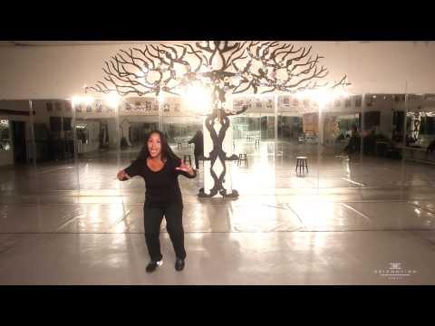 Denne døve moren kan virkelig danse!
