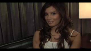 "Ashley Tisdale Talks About Her New Music Video For ""It's Alright, It's OK"""