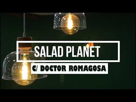 Presentación Salad Planet