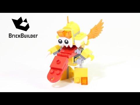 Vidéo LEGO Mixels 41544 : Tungster