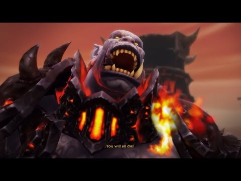 The Story of Talador - Warlords of Draenor