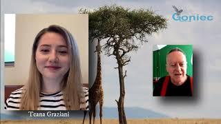 MÓJ SUBSKRYBOWANY KANAŁ – Interview with Teana Graziani