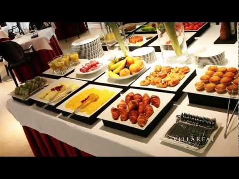 Video Hotel Villa Real Madrid