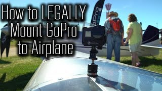 GoPro Quik Stories and How to LEGALLY Mount a Camera to your Plane