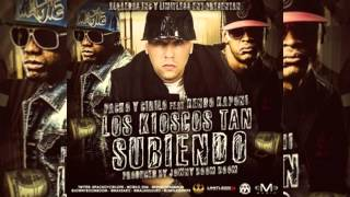 Video Los Kioskos Estan Subiendo (Audio) de Pacho y Cirilo feat. Kendo Kaponi