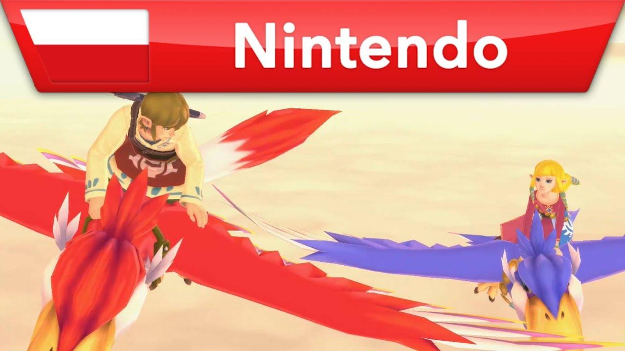 The Legend of Zelda: Skyward Sword HD - zwiastun fabularny   Nintendo Switch