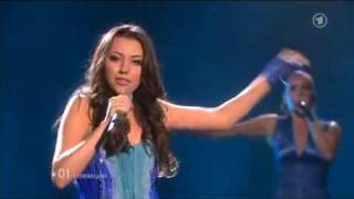 Azerbaijan Eurovision Song Contest Final 2010 Safura - Drip Drop Live HQ