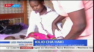 Kilio cha haki: Familia yalilia haki baada ya polisi kumpiga mwanao risasi mguuni