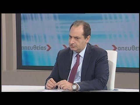 Χρ. Σπίρτζης στην ΕΡΤ: Ευρύ πλέγμα συμφωνιών Ελλάδας-Βόρειας Μακεδονίας