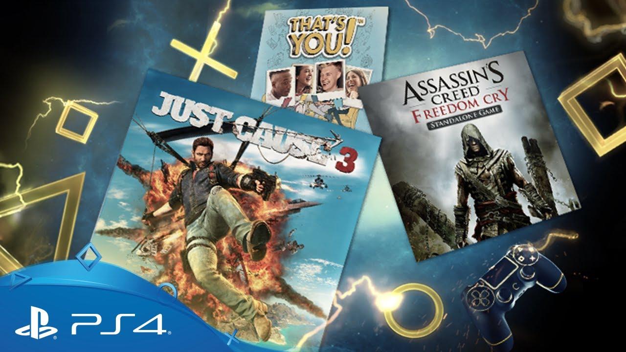 Lineaup dei titoli di PlayStation Plus di Agosto 2017