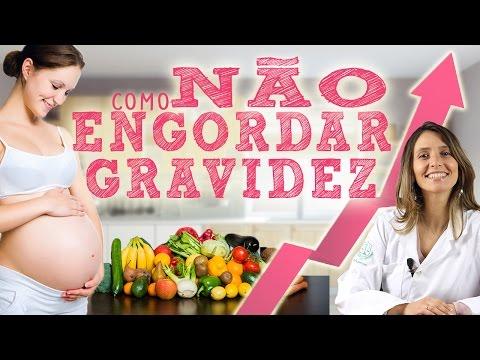 Imagem ilustrativa do vídeo: Como não engordar na gravidez