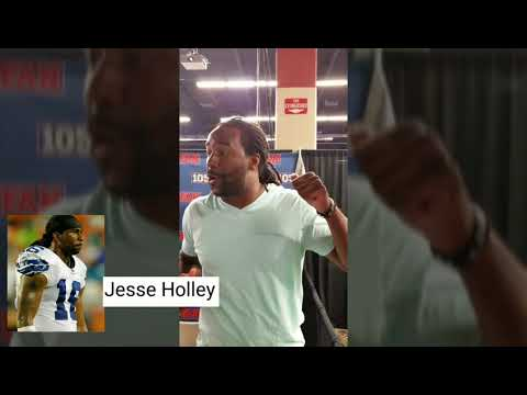 """Dallas Cowboys WR Jesse Holley """"Romo changed the play"""" wanted to win NOW"""