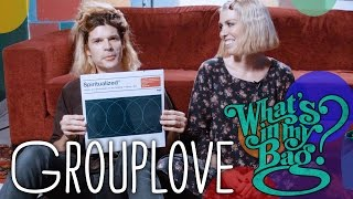Grouplove - What's In My Bag?