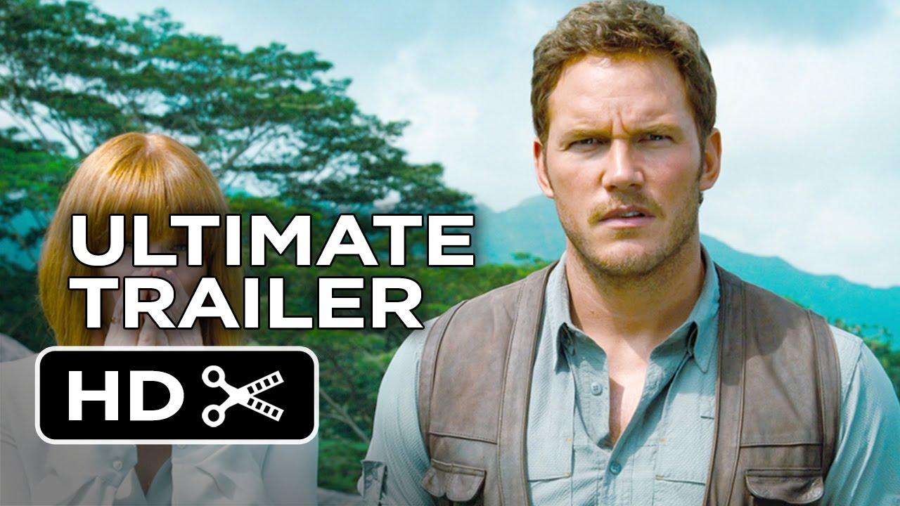 Jurassic World Ultimate Franchise Trailer (2015) HD #Estrenos #Trailers