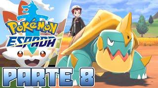 Drednaw  - (Pokémon) - ¡DREDNAW ES INCREIBLE! | PARTE #8 | POKÉMON ESPADA