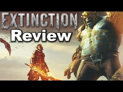 Extinction Review | Worst Game I've Reviewed This Year video thumbnail