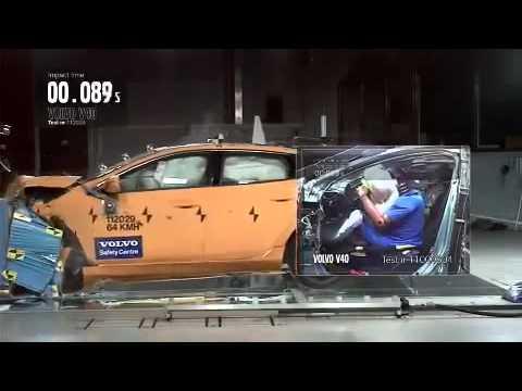 Chiếc xe an toàn nhất thế giới