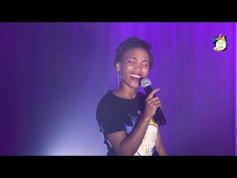 Roshdene Sampson op Agri's Got Talent