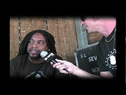 Sevendust Phoenix No Cover interview