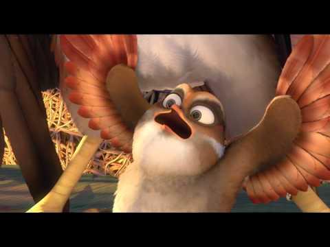 Droles d'Oiseaux (Animation) - Bande Annonce HD VF
